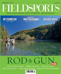 Fieldsports Magazine Spring 2013 issue Fieldsports Magazine Spring 2013