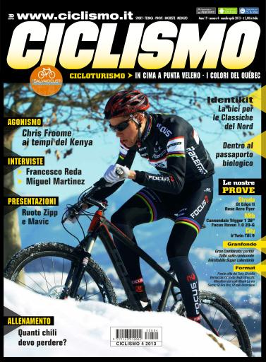 Ciclismo Preview
