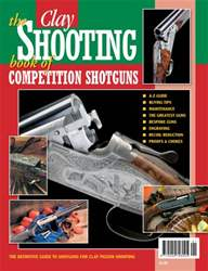 CS Competition Shotguns issue CS Competition Shotguns