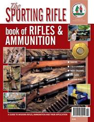 SR Book of Rifles and Ammunition issue SR Book of Rifles and Ammunition