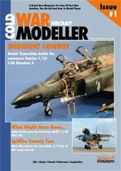 Cold War Aircraft Modeller 001 issue Cold War Aircraft Modeller 001