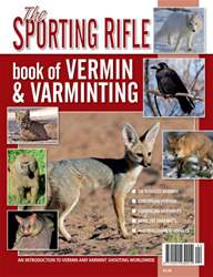 SR Book of Vermin & Varminting issue SR Book of Vermin & Varminting
