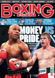 Boxing Monthly April 2013 issue Boxing Monthly April 2013