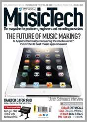 April 2013 The Future of Music issue April 2013 The Future of Music