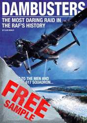 Dambusters - FREE SAMPLE issue Dambusters - FREE SAMPLE