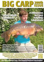 Big Carp 200 issue Big Carp 200