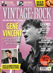 Spring 2013 Gene Vincent issue Spring 2013 Gene Vincent