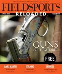 Fieldsports Reloaded FREE. issue Fieldsports Reloaded FREE.
