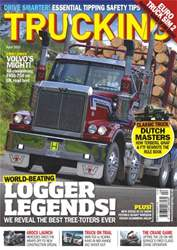 Trucking April 2013 issue Trucking April 2013