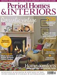 Period Homes November 2012 issue Period Homes November 2012