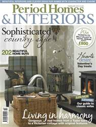 Period Homes February 2013 issue Period Homes February 2013