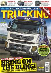 Trucking May 2013 issue Trucking May 2013