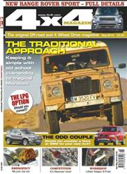 4x4 Magazine May 2013 issue 4x4 Magazine May 2013
