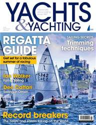 Yachts and Yachting May 2013 issue Yachts and Yachting May 2013