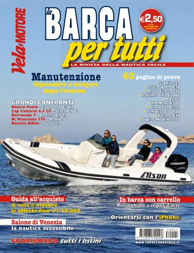 Vela e Motore Extra Digital Issue