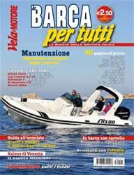 Vela e Motore Extra Magazine Cover