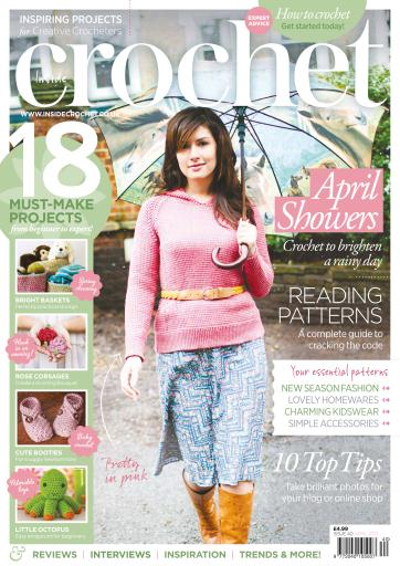 Inside Crochet Digital Issue