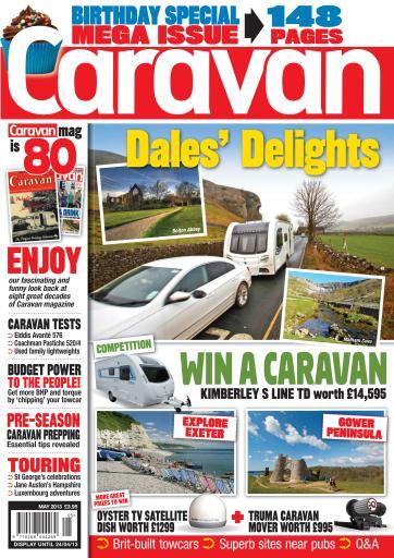 Caravan Magazine Preview