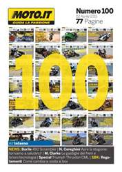 Moto.it Magazine 100 issue Moto.it Magazine 100