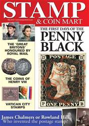 History of the Penny Black stamp issue History of the Penny Black stamp