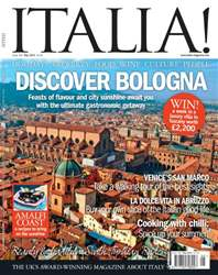 May 2013 Discover Bologna issue May 2013 Discover Bologna