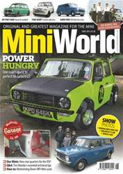 MiniWorld June 2013 issue MiniWorld June 2013