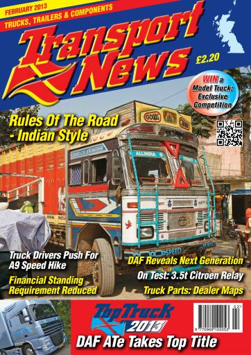 Transport News Digital Issue