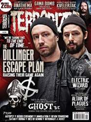 Terrorizer 235 issue Terrorizer 235