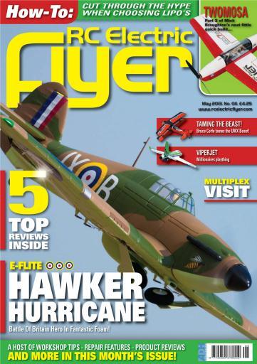 RC Electric Flyer Magazine