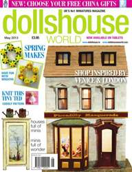 Dollshouse World Issue 248  issue Dollshouse World Issue 248