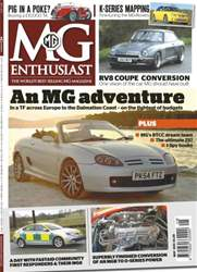 MG Adventure in Europe issue MG Adventure in Europe