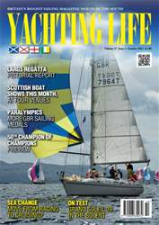 Yachting Life Magazine Cover