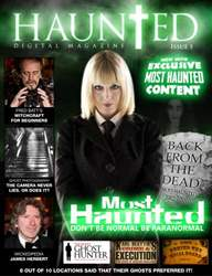 Issue 5: with Most Haunted issue Issue 5: with Most Haunted