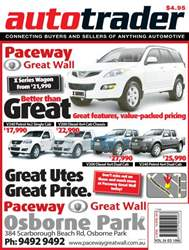 Autotrader 1095 issue Autotrader 1095