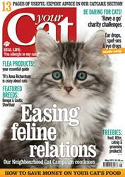 Your Cat Magazine May 2013 issue Your Cat Magazine May 2013