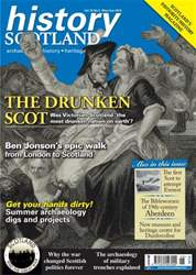 History Scotland - May-June 2013 issue History Scotland - May-June 2013