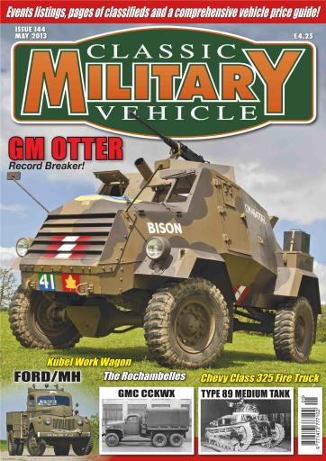 Classic Military Vehicle Preview