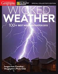 Wicked Weather 2013 issue Wicked Weather 2013