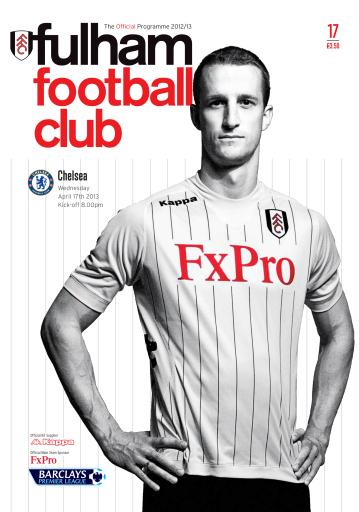 Fulham FC Digital Issue