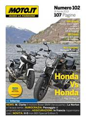 Moto.it Magazine 102 issue Moto.it Magazine 102