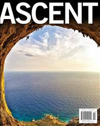 Ascent 2013 issue Ascent 2013