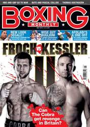 Boxing Monthly May 2013 issue Boxing Monthly May 2013