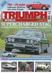 Super-charged Stag July 2013 issue Super-charged Stag July 2013
