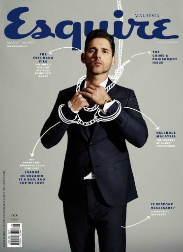 Esquire Malaysia Preview