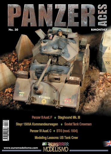 Panzer Aces Digital Issue