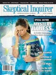 Skeptical Inquirer Magazine Cover