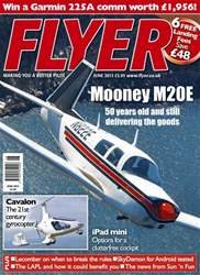 FLYER June 2013 issue FLYER June 2013