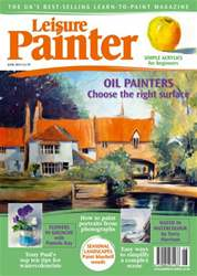 Leisure Painter June 2013 issue Leisure Painter June 2013