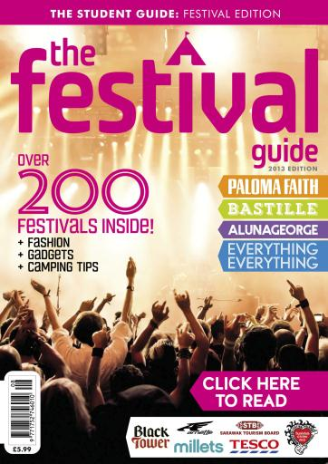 The Festival Guide Preview