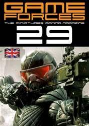 GAMEFORCES 29 issue GAMEFORCES 29